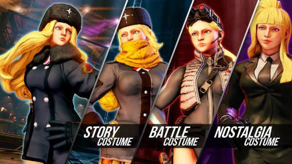 Kolin en Street Fighter 5