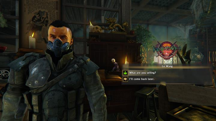 It is a good idea to check out whats new at local vendors - General hints - The basics - Shadow Warrior 2 Game Guide