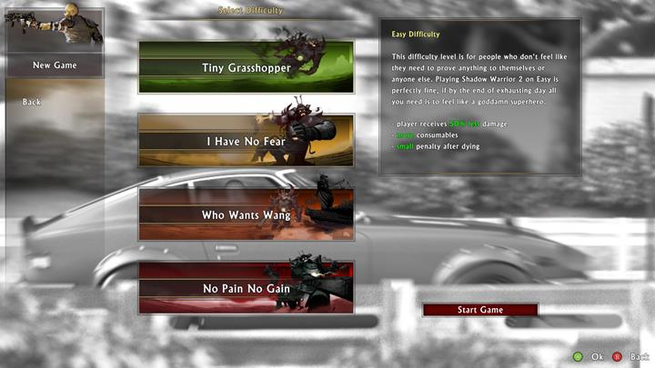 Before you start the game, you can adjust several game options - General hints - The basics - Shadow Warrior 2 Game Guide