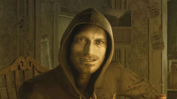 Qué fue de Lucas en Resident Evil 7