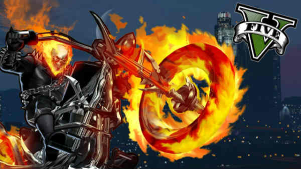 Mod Ghost Rider GTA 5 – Videos Code
